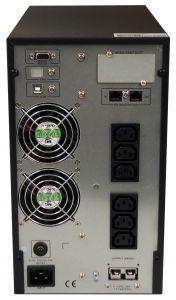 Pro-Vision Black M2000P LT (задняя панель)